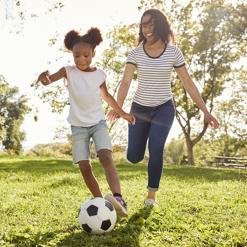 help your child strike the right balance between sedentary online activity and physical indoor/outdoor action